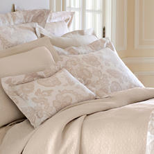 Chinois Damask Sandstone Pillowsham