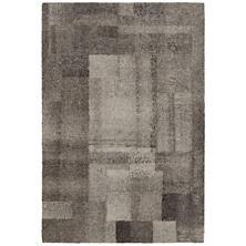 Cinder Micro Hooked Wool Rug