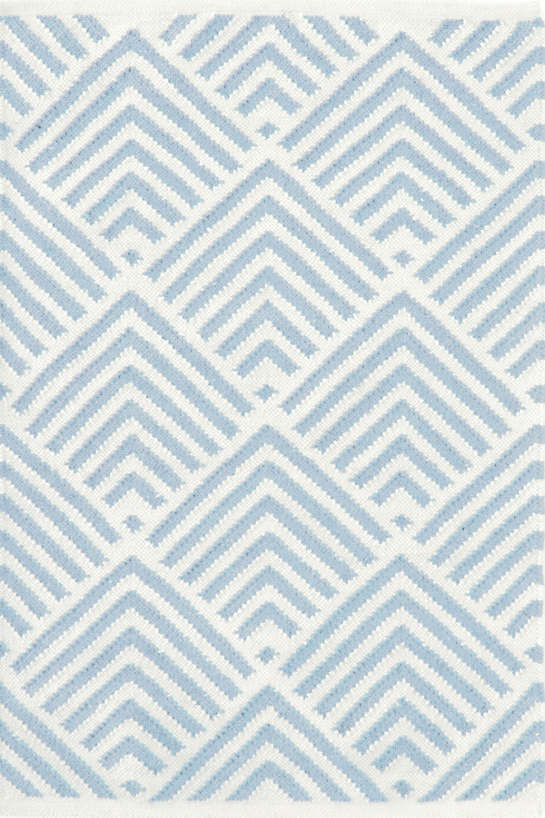 Cleo Blue Indoor/Outdoor Rug