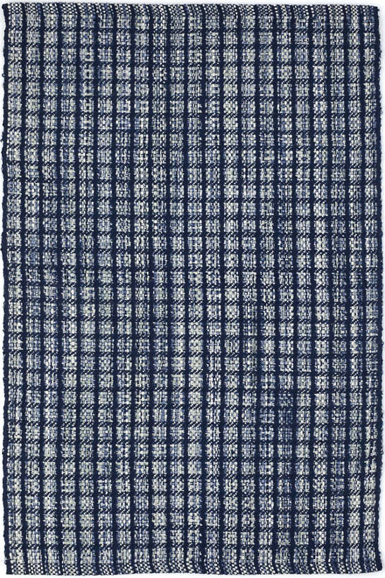 Coco Blue Indoor/Outdoor Rug | Dash & Albert