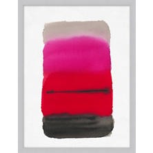 Colorbands Red 3 Art