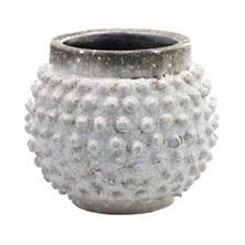 Concrete Pebble Pot