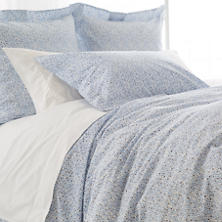 Confetti French Blue/Indigo Duvet Cover