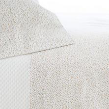 Confetti Grey/Linen Sheet Set