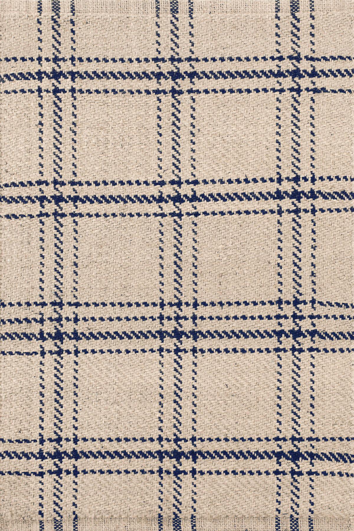Cooper Navy Jute Woven Rug