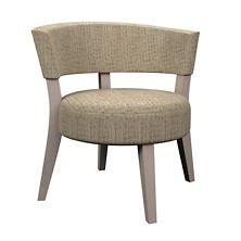 Pebble Sand Crescent Chair