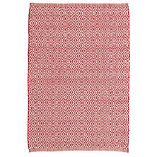 Crystal Red/Ivory Indoor/Outdoor Rug