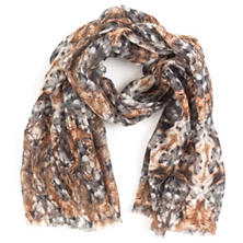 Crystal Wood Scarf