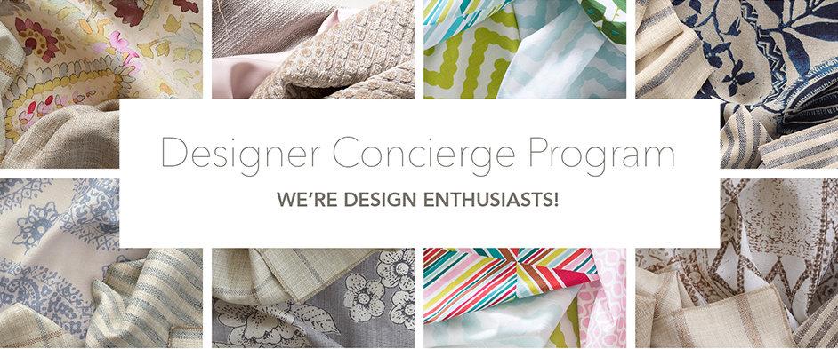 Designer Concierve Program