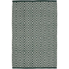 Diamond Pine/Ivory Indoor/Outdoor Rug