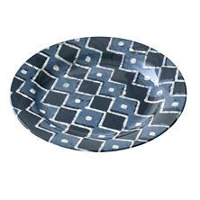 Diamond Resist Melamine Dinner Plate/Set Of 4