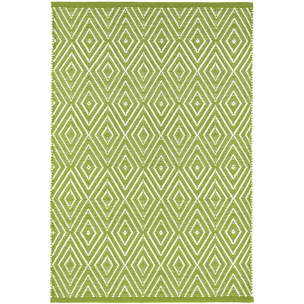 Diamond Sprout White Indoor Outdoor Rug Dash Amp Albert