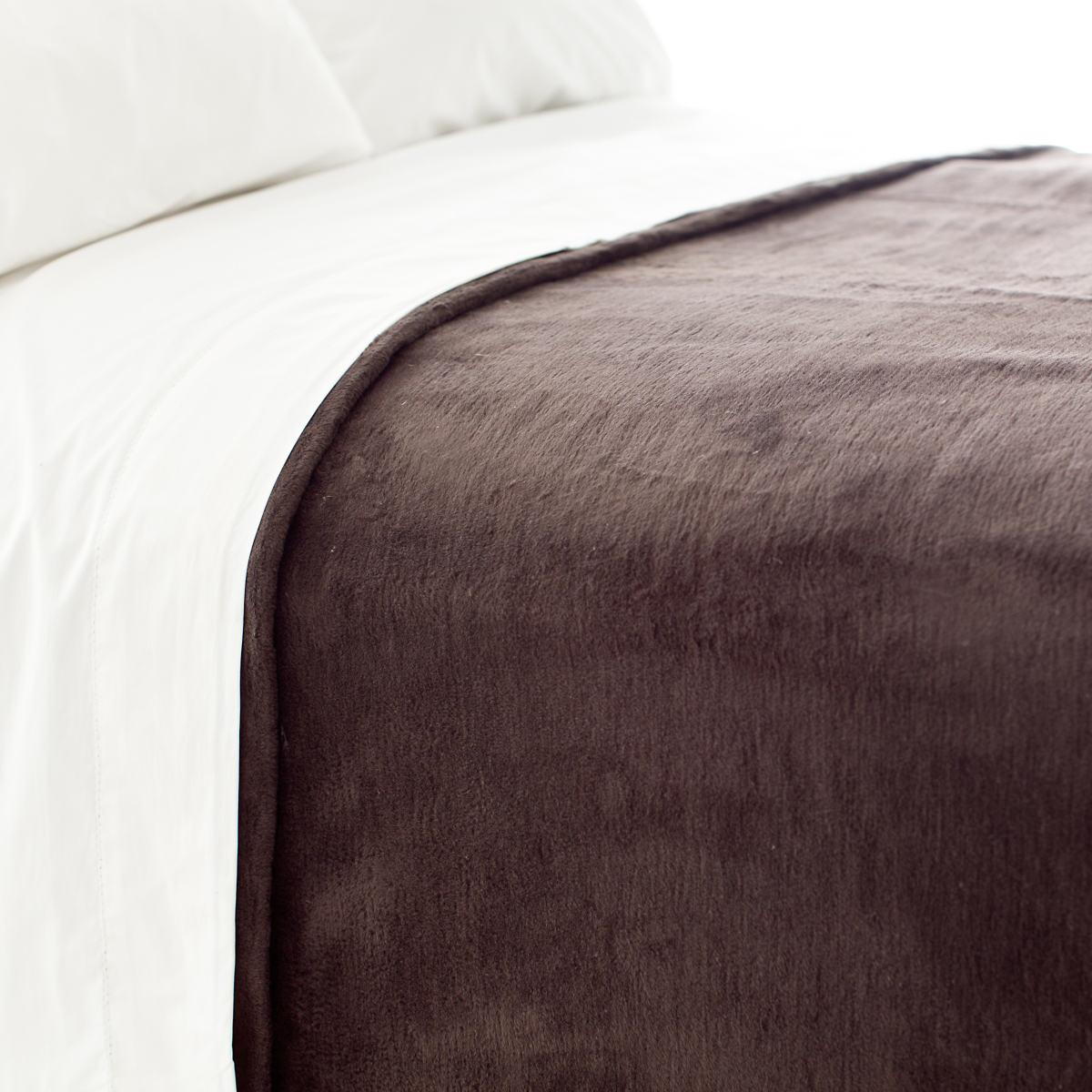Dover Java Fleece Blanket