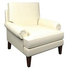 Estate Linen Ivory Easton Chair