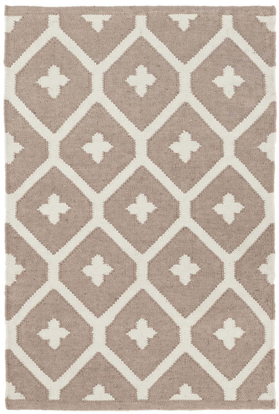 Elegant Elizabeth Grey Indoor/Outdoor Rug