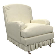 Estate Linen Ivory Ellis Chair