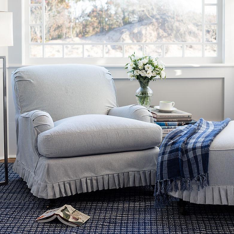 Bed U Cation 101: Dressmaker Details | Annie Selke's Fresh American Style