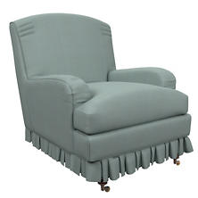 Estate Linen Sky Ellis Chair