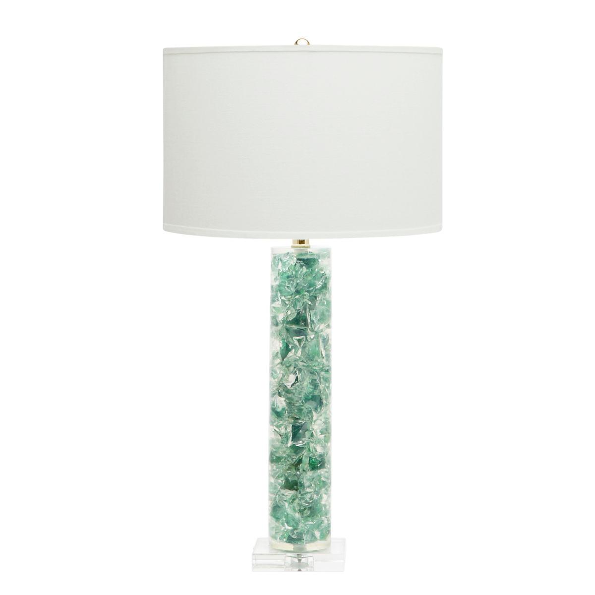 Emerald Keldan Lamp