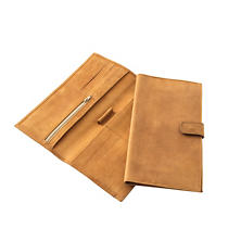 Emerson Camel Travel Wallet