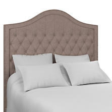 Canvasuede Heather Essex Headboard