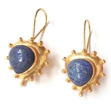 Everett Lapis Earrings