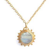 Everett Moonstone Necklace