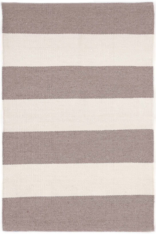 Falls Village Stripe Sand Indoor/Outdoor Rug