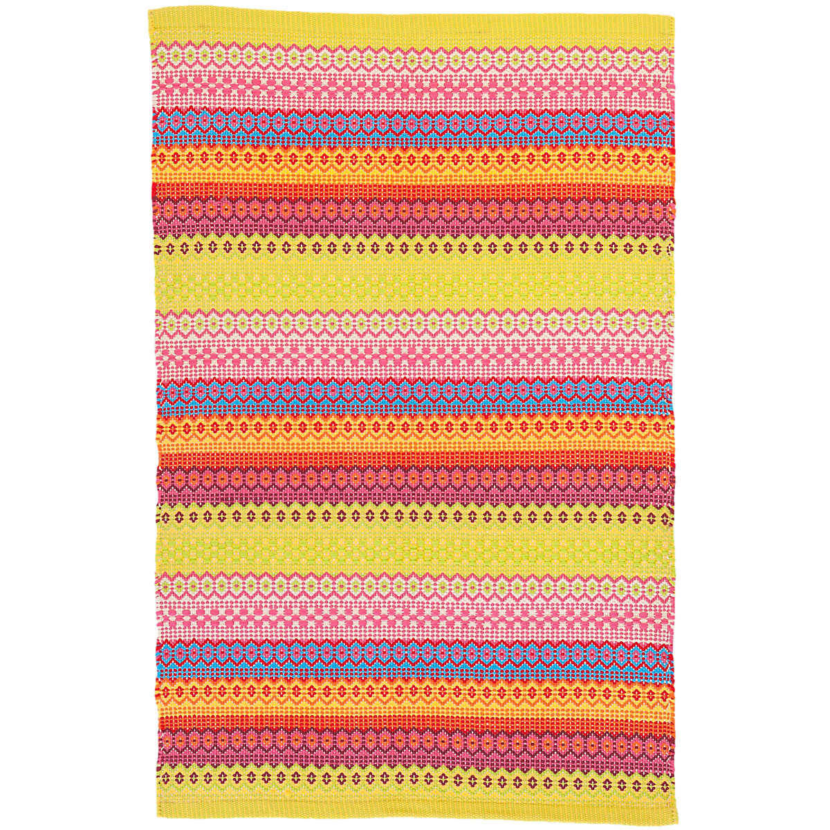 colorful & bright area rugs | dash & albert
