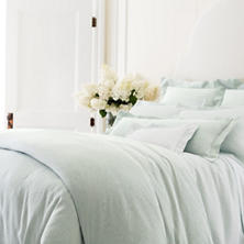 Firenze Pearl Blue Duvet Cover