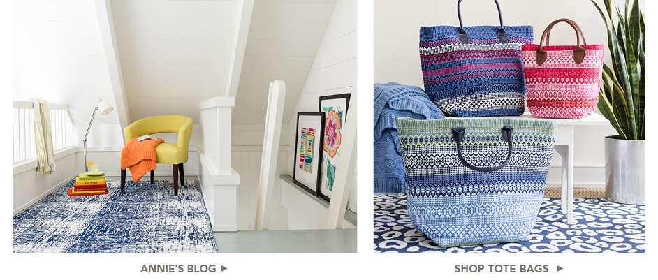 Annie's Blog / Shop Storage