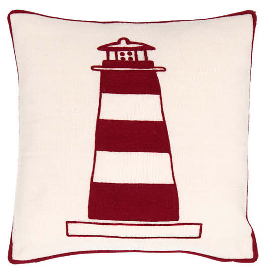 Lighthouse Indoor/Outdoor Pillow