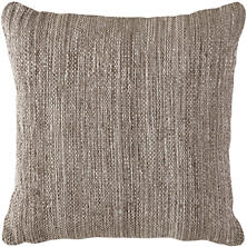 Fresh American Mingled Charcoal Indoor/Outdoor Pillow