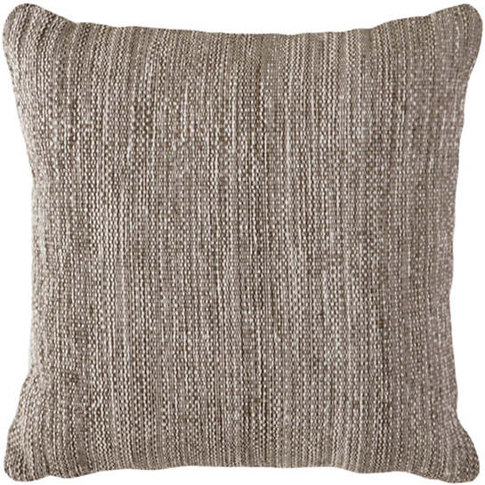 Mingled Charcoal Indoor/Outdoor Pillow