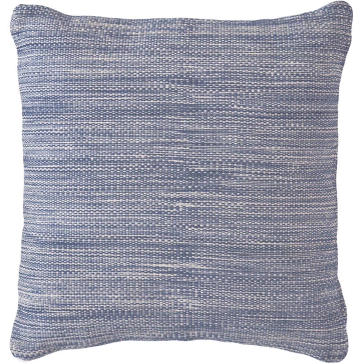 Fresh American Mingled Denim Indoor/Outdoor Pillow