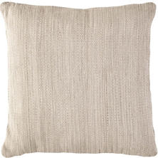 Fresh American Mingled Platinum Indoor/Outdoor Pillow