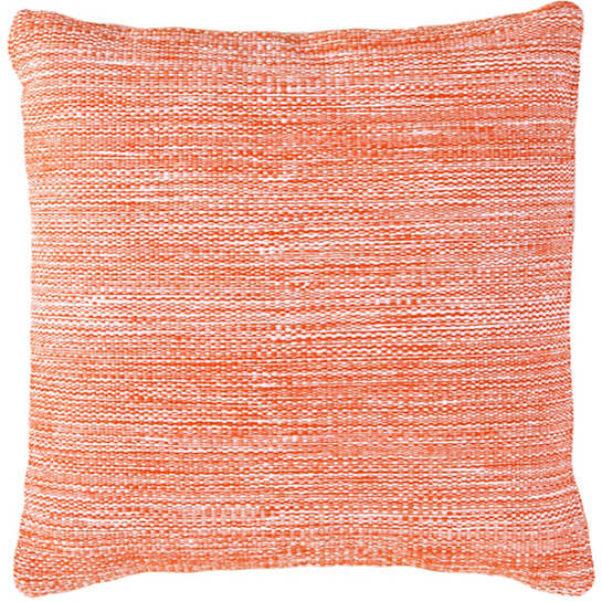Fresh American Mingled Tangerine Indoor/Outdoor Pillow