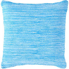 Fresh American Mingled Turquoise Indoor/Outdoor Pillow