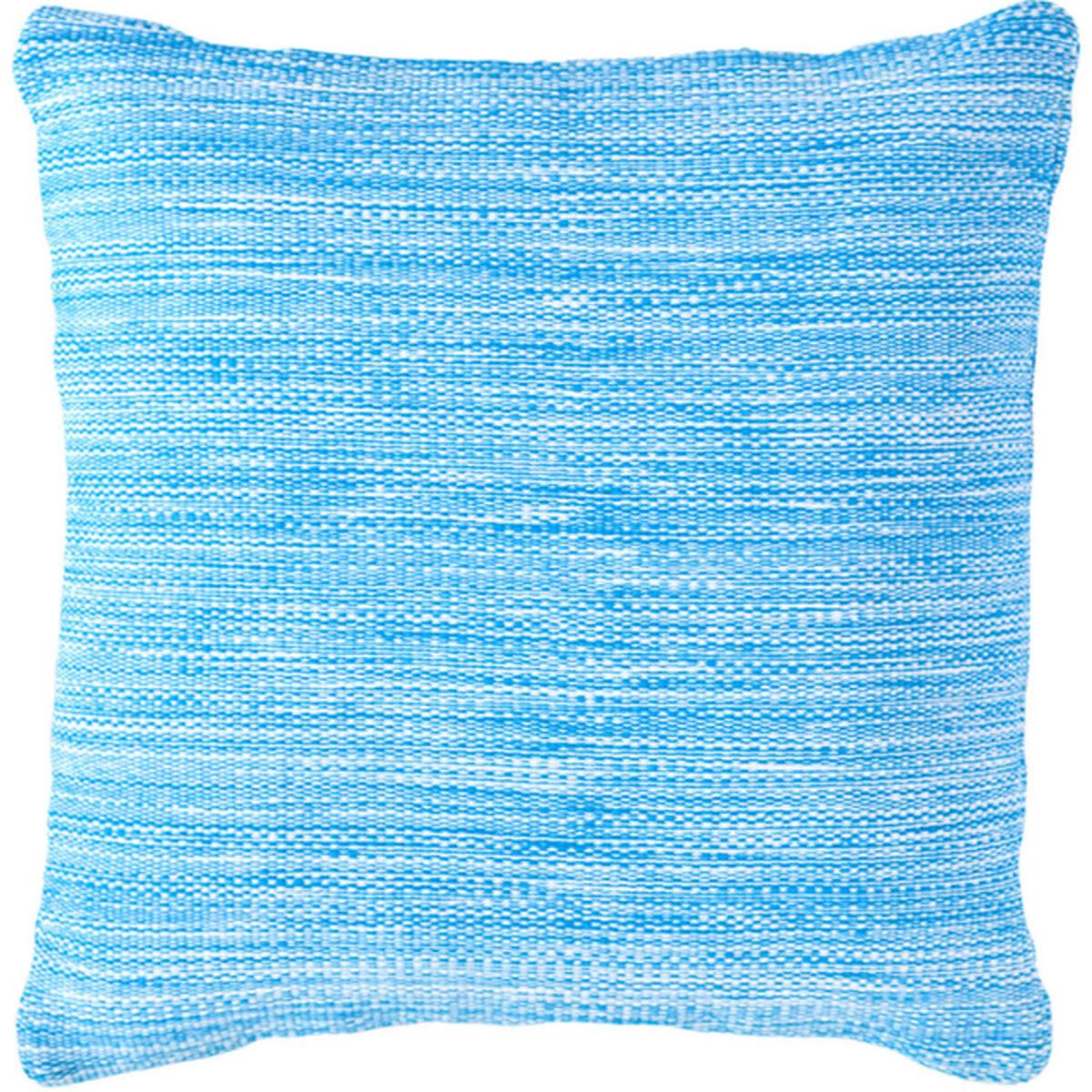 Fresh American Mingled Turquoise Indoor/Outdoor Pillow