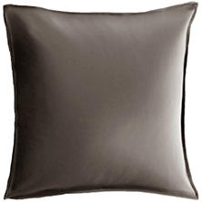 Fresh American Preservation Cocoa Decorative Pillow