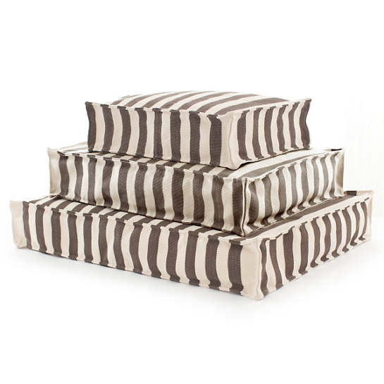 Trimaran Stripe Charcoal/Ivory Indoor/Outdoor WOUF™