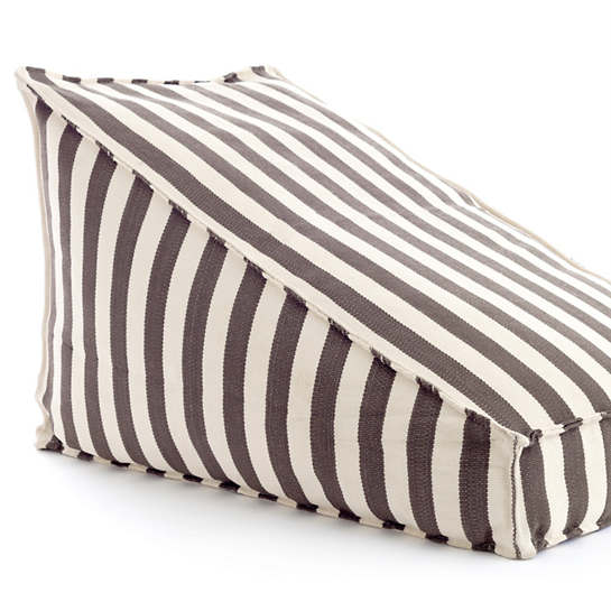 Trimaran Stripe Charcoal/Ivory Wamp