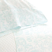 Genevieve Sky Sheet Set