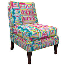 Geo Bright Eldorado Chair