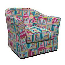 Geo Bright Thunderbird Swivel Chair