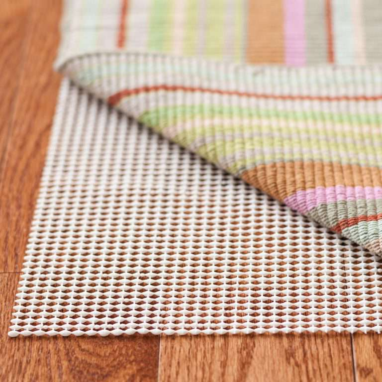 This Thin, Durable, Washable Pad Offers Support And Promotes Even Wear.  Itu0027s Ideal For Low Profile Rugs, Like Woven Wool And Micro Hooked Wool, ...