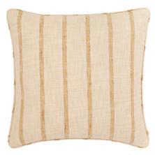 Glendale Stripe Gold/Natural Indoor/Outdoor Decorative Pillow