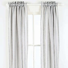 Gradation Linen Window Panel