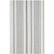 Gradation Ticking Indoor/Outdoor Rug