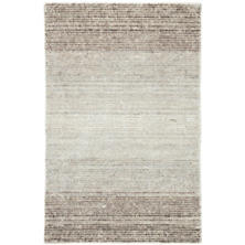 Grey Moon Cotton/Viscose Woven Rug